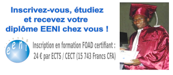 Cours EENI École d'Affaires Business School
